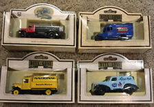 Lot Of Four NIB Days Gone England Vintage Trucks