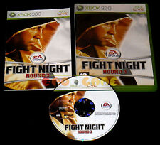FIGHT NIGHT ROUND 3 XBOX 360 Versione Italiana 1ª Edizione ••••• COMPLETO