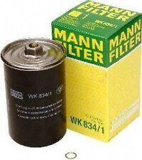 MANN-FILTER WK834/1 Fuel Filter