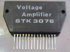 STK3076 SANYO Hybrid Audio Voltage Amplifier