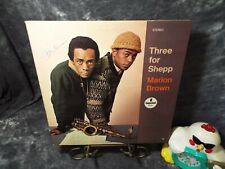 Marion Brown Three For Shepp jazz LP VINYL ALBUM