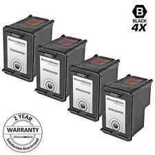 4 C9364WN Black Printer Reman Ink Cartridge for HP 98 HP98 PhotoSmart 2575