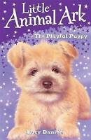 1: The Playful Puppy (Little Animal Ark), Daniels, Lucy, Very Good Book