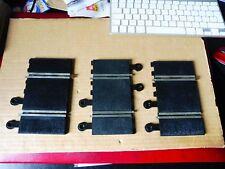 SCALEXTRIC lot de 2 rails convertisseurs CPT 50 + 1 CPT 57