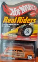 Hot Wheels Collectors.com - Real Riders - Purple Passion Woodie in Protecto
