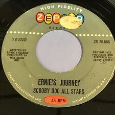 Scooby Doo All Stars: Ernie's Journey / Moonglow 45
