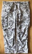 Levi's Man Camoflage Cargo Pants Size 42 L32