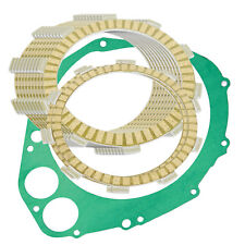 CLUTCH FRICTION PLATES and GASKET Fits SUZUKI GSXR750 GSX-R750X 2000-2005