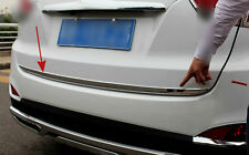 Car Rear gate lid cover trim For Hyundai Tucson IX35 2010 2011 2012 2013 2014