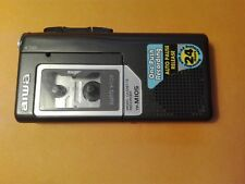 Aiwa Micro cassette Player Recorder TP-M105