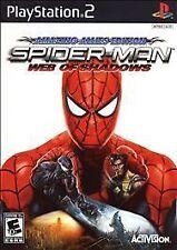Spider-Man: Web of Shadows -- Amazing Allies Edition (Sony PlayStation 2, 2008)