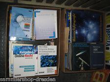 48 Bananen Kartons Bücher Taschenbücher Sachbücher sortiert teilw ausgepreist gt
