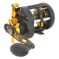 Penn Fathom 60 FTH60LW Level Wind Satlwater Fishing Reel