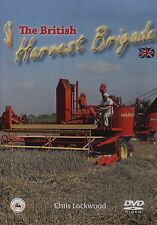 The British Harvest Brigade, Massey Harris 21 Combine, DVD
