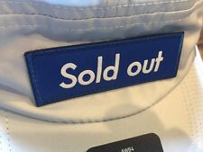 NIKE AW84 AEROBILL X Blue SOLDOUT CUSTOM CAP New NWT Box Logo 848377 043