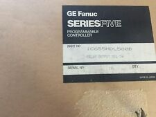 FANUC OUTPUT MODULE NO 16POINT RELAY IC655MDL580