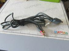 Microsoft Xbox 360 HD Câble Av X801255-100 Original Ok