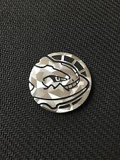 Pokemon Silver Steelix Collector COIN - NEW