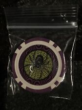 New Untouched 2016 Las Vegas Phish Halloween Run One Set Of Two Poker Chips