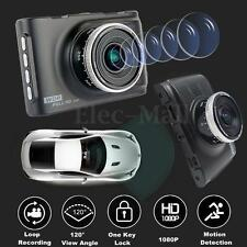 "3.0"" 1080P FULL HD Car DVR Dash Camera Video Cam Recorder G-Sensor Night Vision"