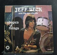 Jeff Beck And The Yardbirds - Shapes Of Things LP VG+ SPB-4039 1972 Vinyl Record