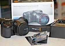 Blackmagic Pocket Cinema Camera 6K With DaVinici Resolve Studio