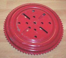 Meccano Vintage Rojo Cojinete de bolas de empuje parte no 168... Barn encontrar