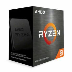 [AMD] Ryzen 9 5900X Vermeer 12Core 24Thread 3.7GHz 7nm DDR4 105W Processor