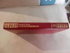 IL CIELO E IL MIO DESTINO Thornton Wilder Mondadori 1959 libri del pavone storia