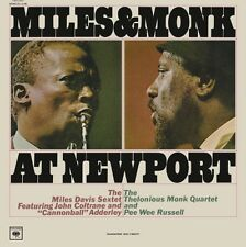 Miles Davis - Miles & Monk at Newport (Mono Vinyl) [New Vinyl] Mono Sound