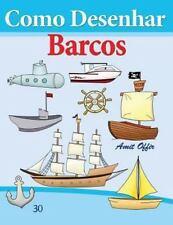 Como Desenhar Comics: Barcos by Amit Offir (2013, Paperback)