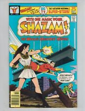 SHAZAM! 25  1st Appearance Isis from 1975   Captain Marvel  DC Comic  VF!