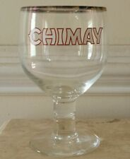 Chimay Chalice Trappist Beer Glass Belgium