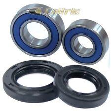 Front Wheel Ball Bearing and Seals Kit Fits YAMAHA YFZ450R YFZ450RSE 2004-2013