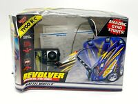 TYCO R/C Revolver Stunt Vehicle Gyro Stunts Vintage Toy 1997