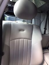 Mercedes Benz AMG W203 C55 AMG Interior Seats, Ash, Nappa Alcantara Heated