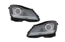 Depo Left And Right Headlight For Mercedes-Benz C250 C350 C200 C300 C180 C63 AMG
