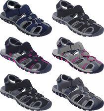 Damen Herren Sandalette Outdoor Sandale Schuhe Trekking Gr.36 - 46 Art.-Nr. 3321