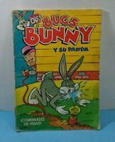 COMIC BUGS BUNNY Y SU PANDA - COLECCION OLE