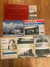 Amtrak and Passenger Train Books