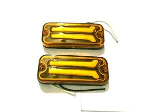 LED Turn Single Indicator Light Suzuki Samurai Sierra Gypsy SJ413 SJ410