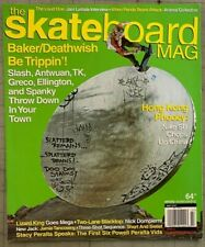 The Skateboard Mag - July 2009 - Baker/Deathwish, Lizard King, Nick Dompierre