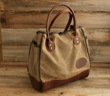 Frost River Canvas & Leather Tote Bag
