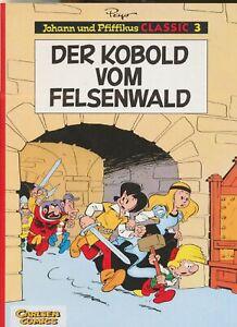 Johann und Pfiffikus  Classic  Band   3  Softcover  Carlsen Verlag  Z 0-1