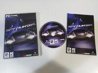 SPY HUNTER - JUEGO PC CD-ROM EDICION ESPAÑA MIDWAY ASPYR