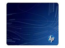 HP Blue Design Mouse Pad Mouse pad Mat Anti-Slip Backing 538352-001