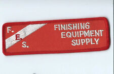FES Finishing Equipment Supply patch 1-1/2 X 5 #400