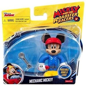 Mickey and the Roadster Racers - Mechanic Mickey! - Brand new in box