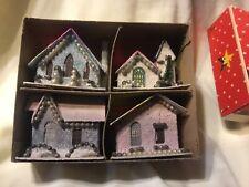 Vintage Christmas Villages , Japan