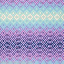 Eden- Mosaic in Glacier by Tula Pink , continuous yardage available
